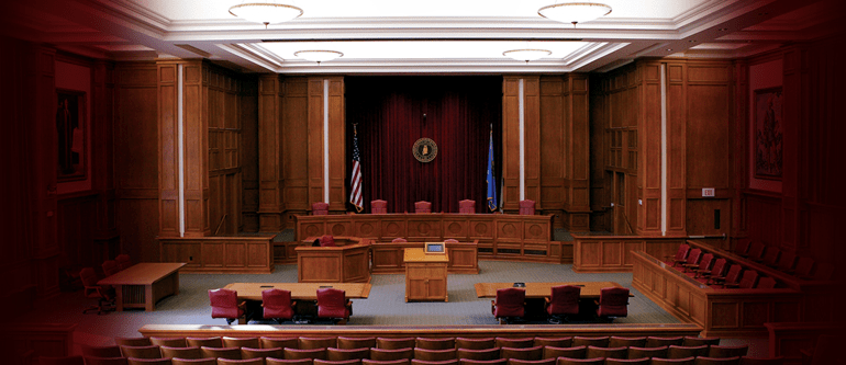 Must an intervenor be present at the hearing to have a chance at recovery?
